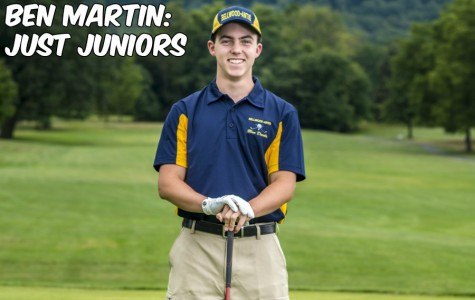 Just Juniors: Ben Martin