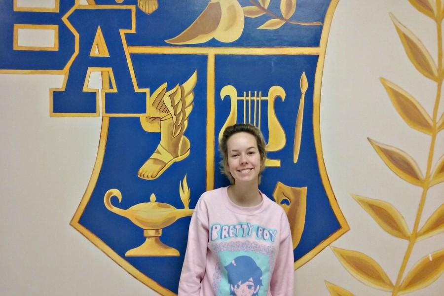 Rozalyn Yancey: Accepted into AIP