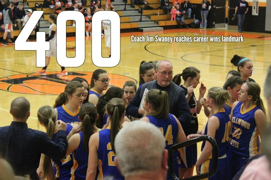 B-A coach Jim Swaney added another coaching accolade with his win last week over Juniata Valley.