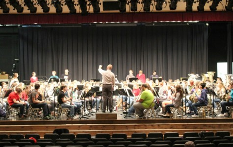 BA Hosts District Band