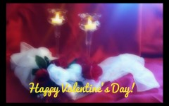 Giving flowers, candy or love notes are popular activities on Valentine's Day.