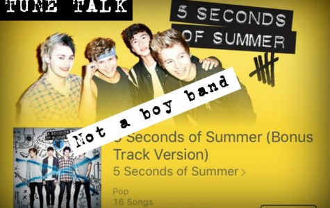 TUNE TALK: 5 Seconds of Summer