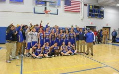 B-A's boys and girls completed an ICC sweep for the fist time since 2013.