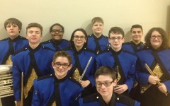 Students attend Jr. High County Band
