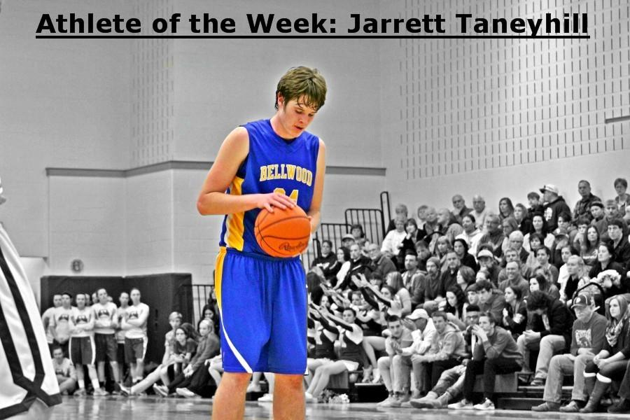 Athlete of the Week: Jarrett Taneyhill