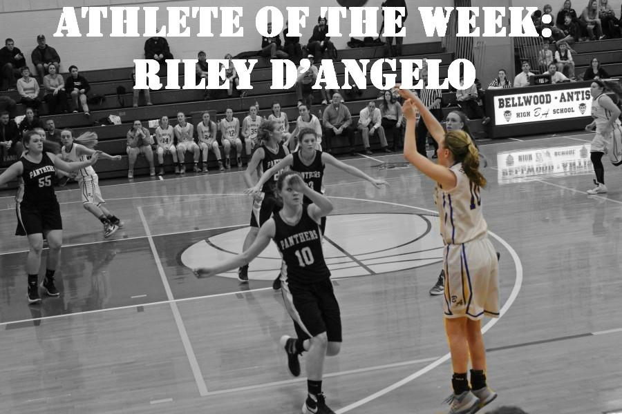Athlete of the Week: Riley D'Angelo