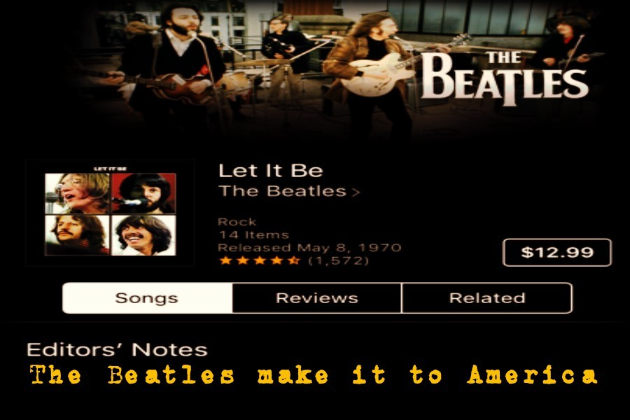 The Beatles first performed on  the Ed Sullivan Show on February 9, 1964.