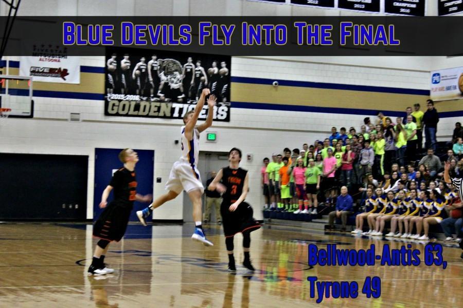 Nathan+Davis+puts+up+a+half+court+shot