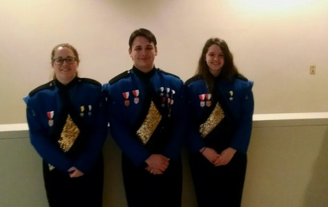 B-A musicians attend honors band