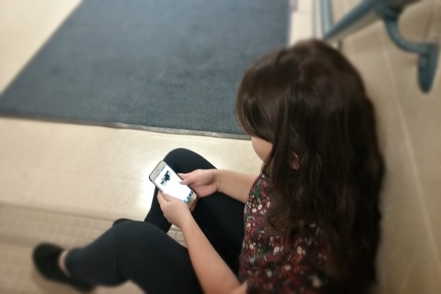 Students at Bellwood-Antis have integrated social media into their everyday lives.
