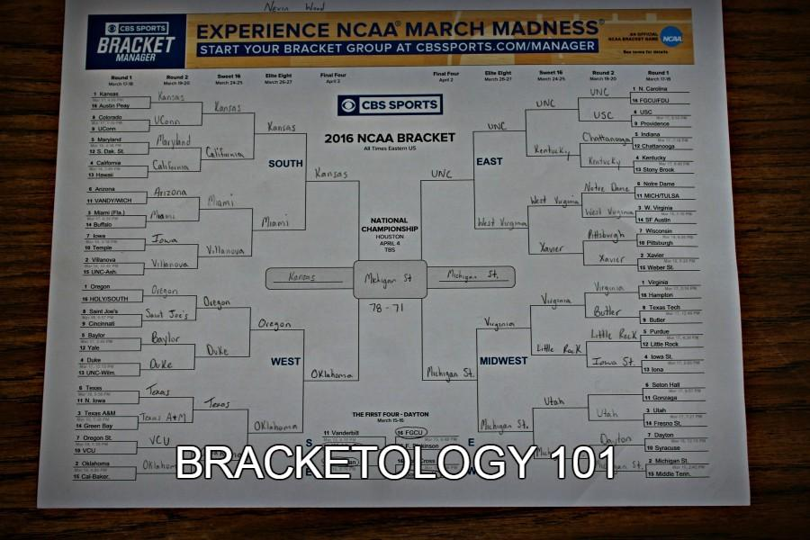 Science and analysis, or mascots and school colors? Whats the best way to fill out your bracket?