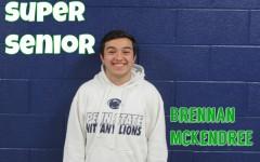 Super Senior: Brennan Mckendre