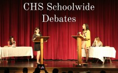 CHS class completes schoolwide debate