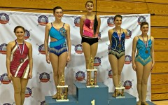 Makala McCracken took fist in her division at Congressional Cup Weekend.