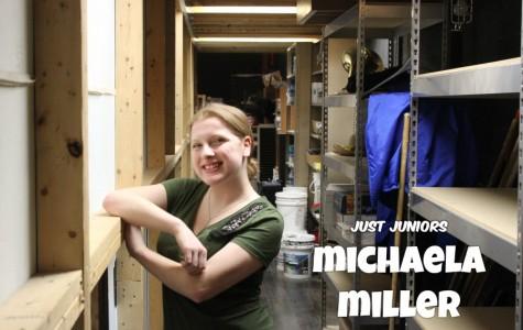 Just Juniors: Michaela Miller