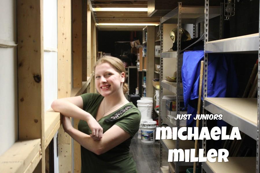 Michaela Miller has traded in Barbara Streisand for Norah Jones.