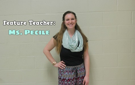 Ms. Pecile went to high school in Hazleton.
