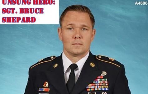Unsung Hero: Staff Sergeant Bruce Shepard