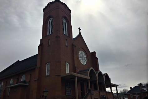 St. Joseph's in Bellwood is the home parish for many Bellwood-Antis Catholics who say their faith has not been shaken by the Grand Jury report released on March 1.