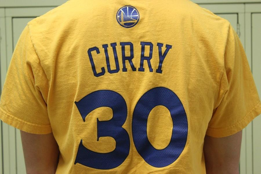 Curry jerseys are the latest fad in NBA hero worship.