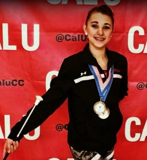 Mikala McCracken had a solid weekend in preparation for another show this week.
