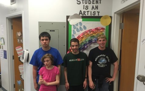 B-A's autistic support room is making an impact