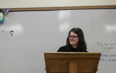 Little earns CHS debate honors