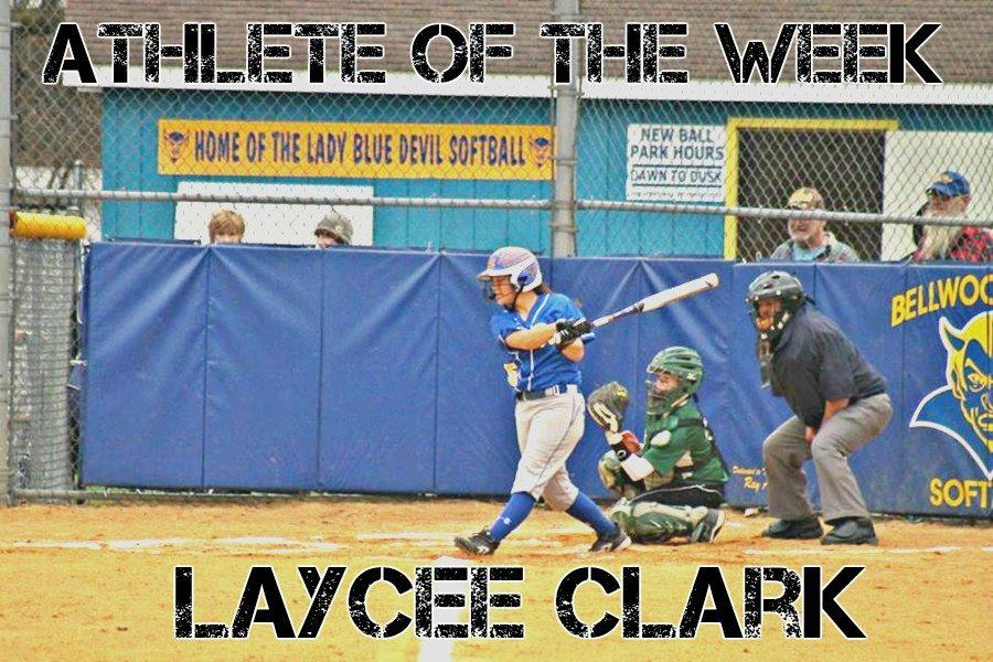 Athlete of the Week: Laycee Clark