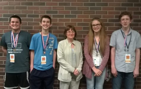 Challenge 24 competition team exhibits excellence