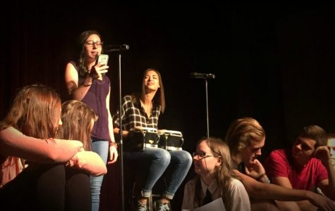 Poetry Slam brings humor, reflection through spoken word
