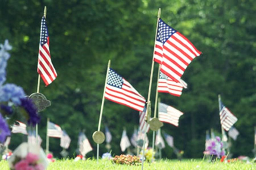 Alto-Reste Park Cemetery and the Good Funeral Home, Inc. are holding a Memorial Day service on Sunday.