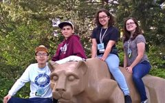 Students place first at PJAS state competition