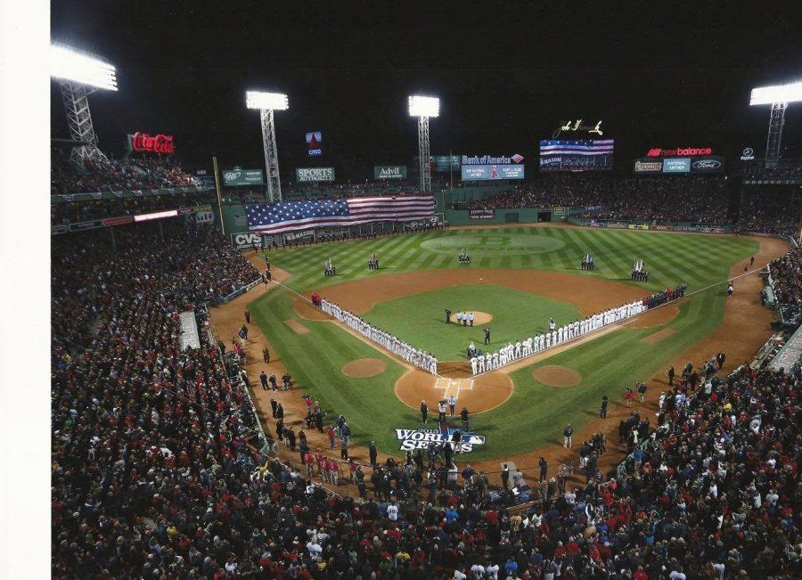 Summer+road+trips+and+baseball+go+hand+in+hand+as+a+part+of+the+American+experience.+Fenway+Park+in+Boston+is+one+amazing+park+that+is+an+easy+overnight+trip.