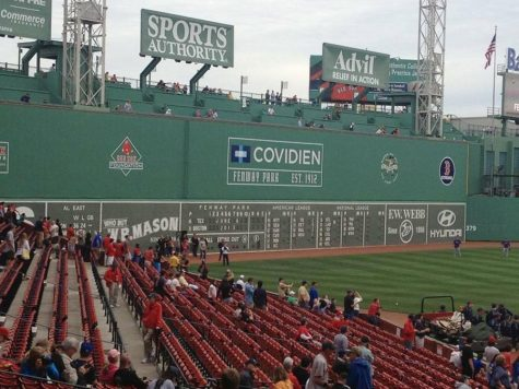 The Green Monster at Fenway Park has become a place for fans to enjoy one of the collest views in baseball, but it has always helped set the park off from the rest.