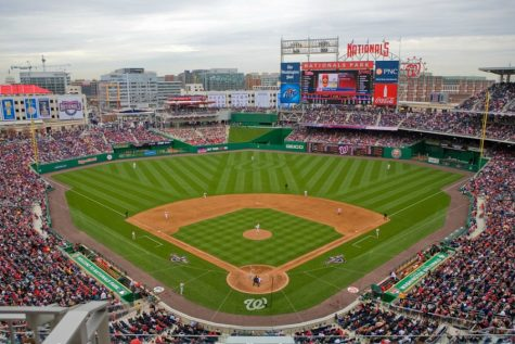 Nationals Park brought baseball back to the nation's capitol.
