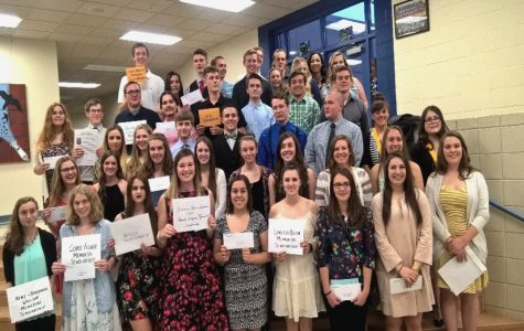 B-A students receive more than $50,000 in scholarships