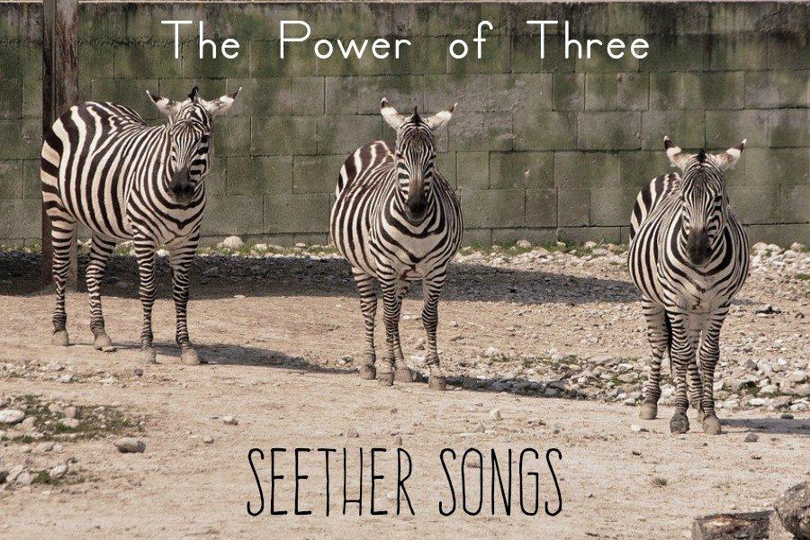 Three powerful songs from Seether.