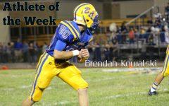 ATHLETE OF THE WEEK: Brendan Kowalski