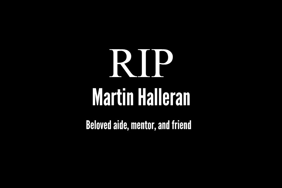 The death of Mr. Halleran has impacted many students and faculty members at Bellwood-Antis.