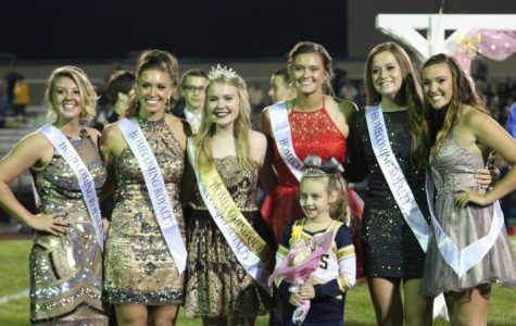 Grace Misera is crowned 2016 Homecoming queen
