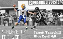 ATHLETE OF THE WEEK: Taneyhill ignites B-A offense