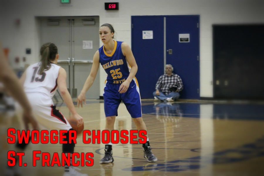 Lady Blue Devil all-time scoring leader Karson Swogger gave a verbal commitment over the summer to play at St. Francis.
