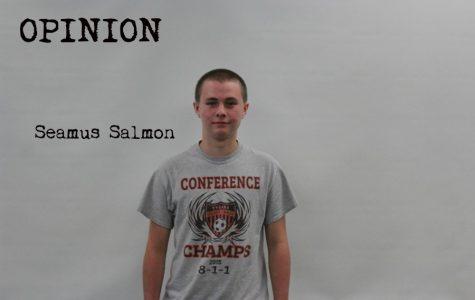 9/11 to me: Seamus Salmon