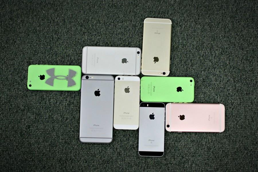The iPhone is a popular phone, and the iPhone 7 will be a big seller.