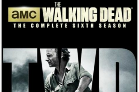 The Walking Dead is back October 23.