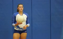 Senior Abby Luensmann had another big night against Moshannon Valley, setting up her teammates with 13 assists.
