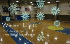 Yearbook and Leo Club collaborate for winter dance