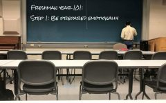 College readiness ... from an emotional standpoint
