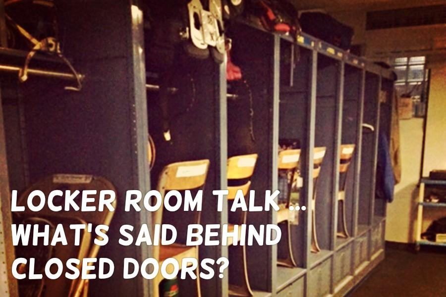 Those who know at B-A say locker room talk doesn't exist the way Donald Trump claimed.