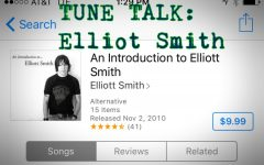 TUNE TALK: Elliot Smith